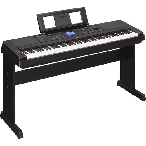 DGX660 88 Note Weighted Action Keyboard w stand
