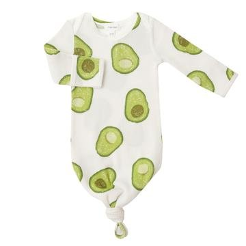 AVO Knotted Gown