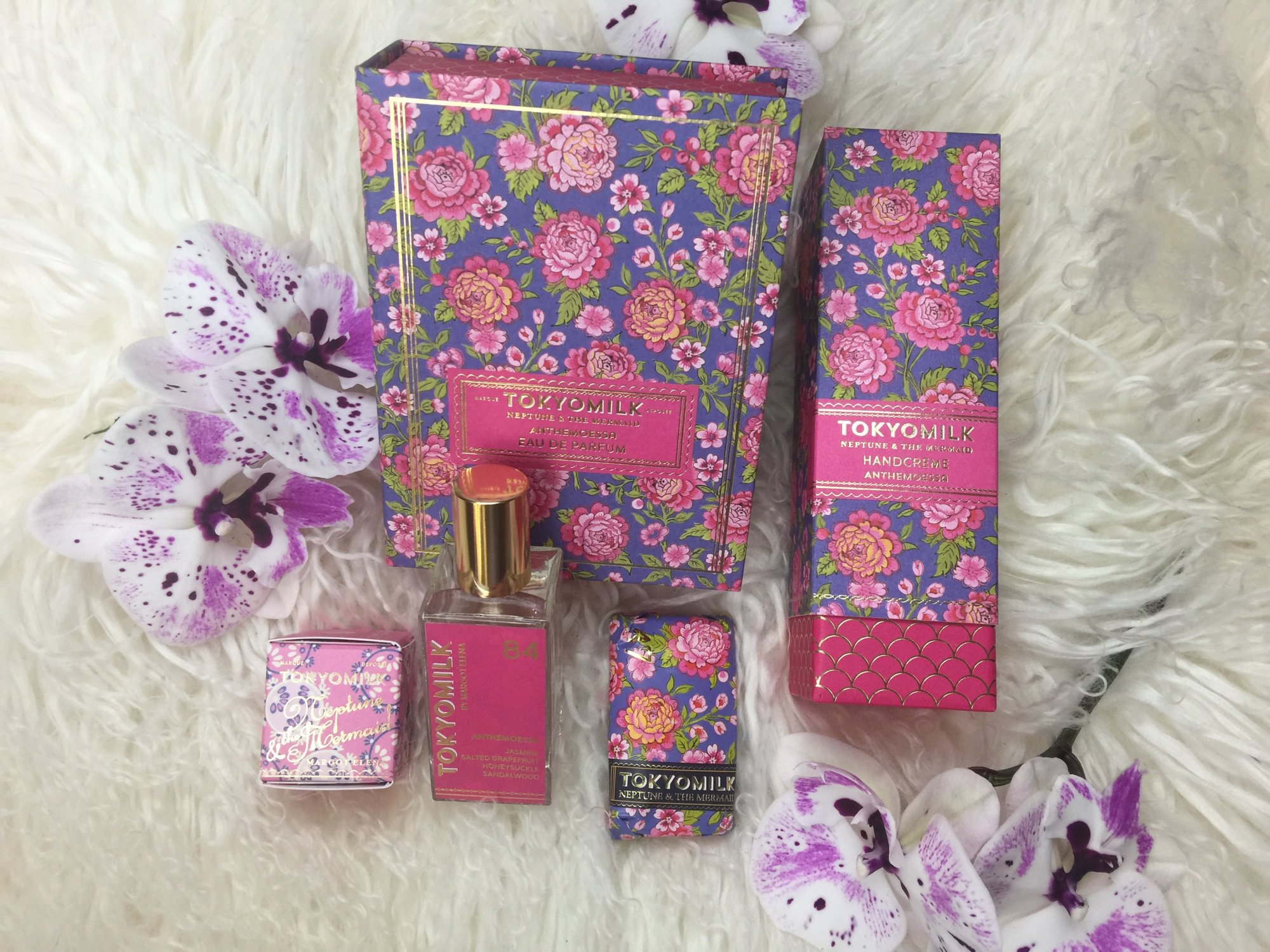 Anthemoessa Gift Set