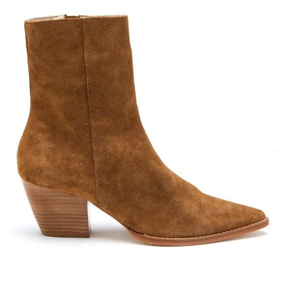 Caty Fawn Suede
