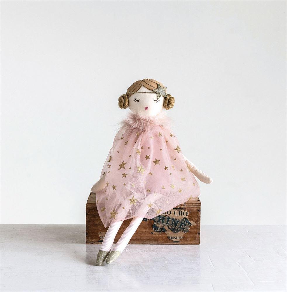 Doll W/ Star