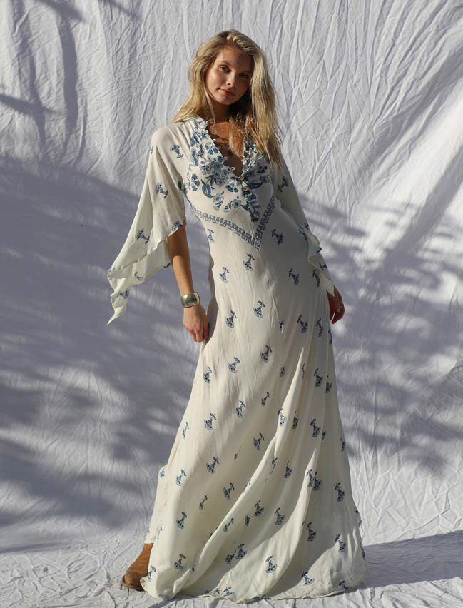 Laurel Canyon Gown