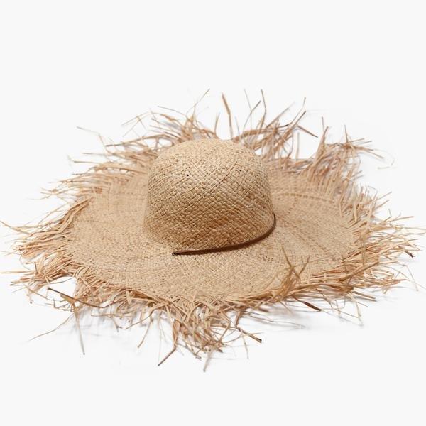 Ibiza Frayed Hat