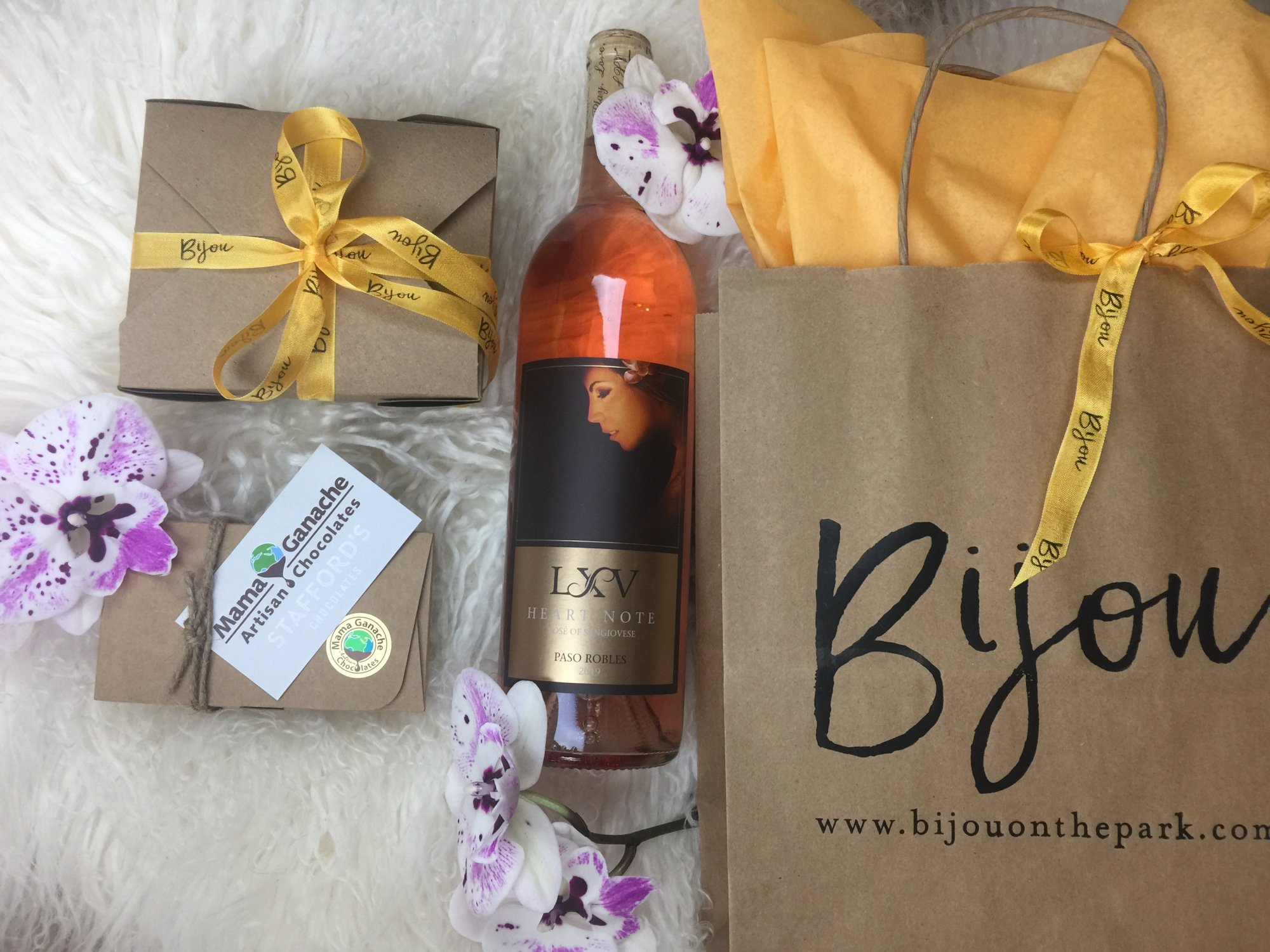 LXV Rose Gift Set & $150 Gift Card