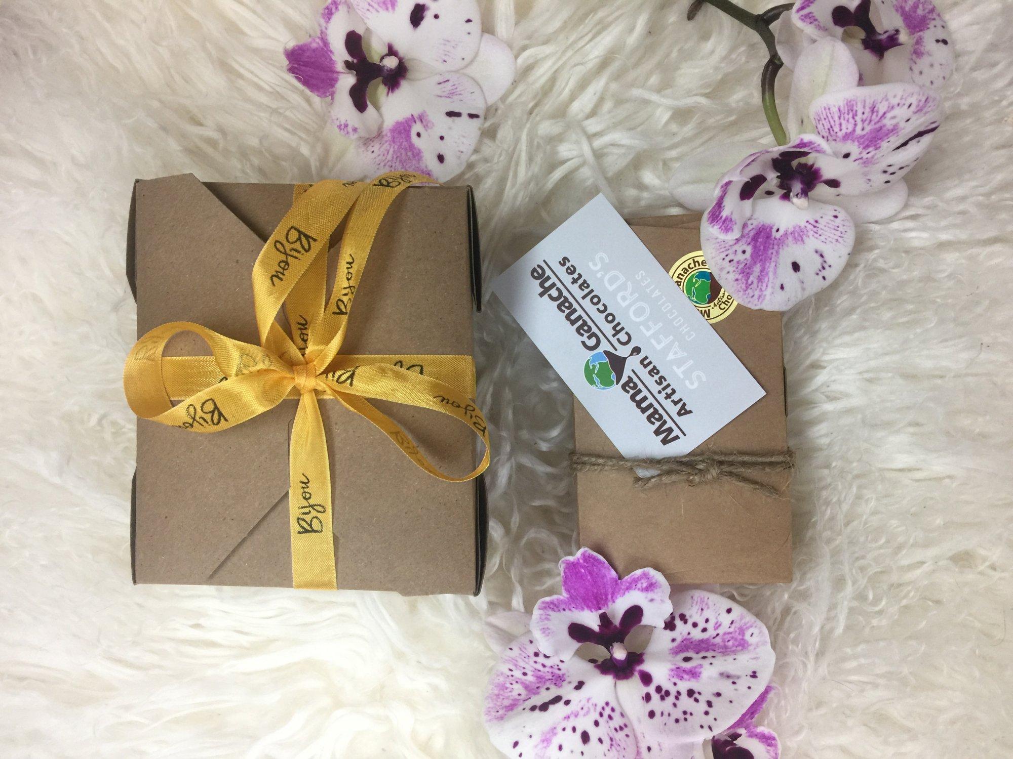 Mama Ganache Chocolates & $75 Gift Card