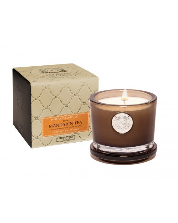 Mandarin Tea Candle