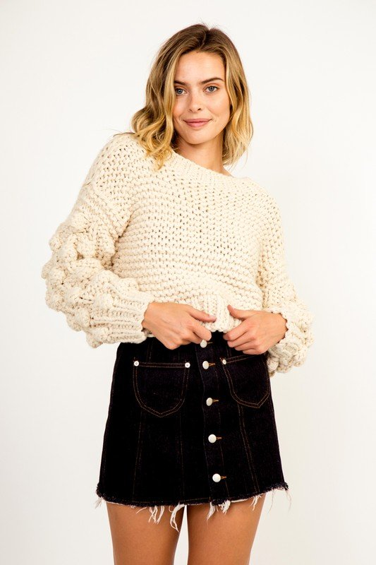 CRM Pop Corn Sweater