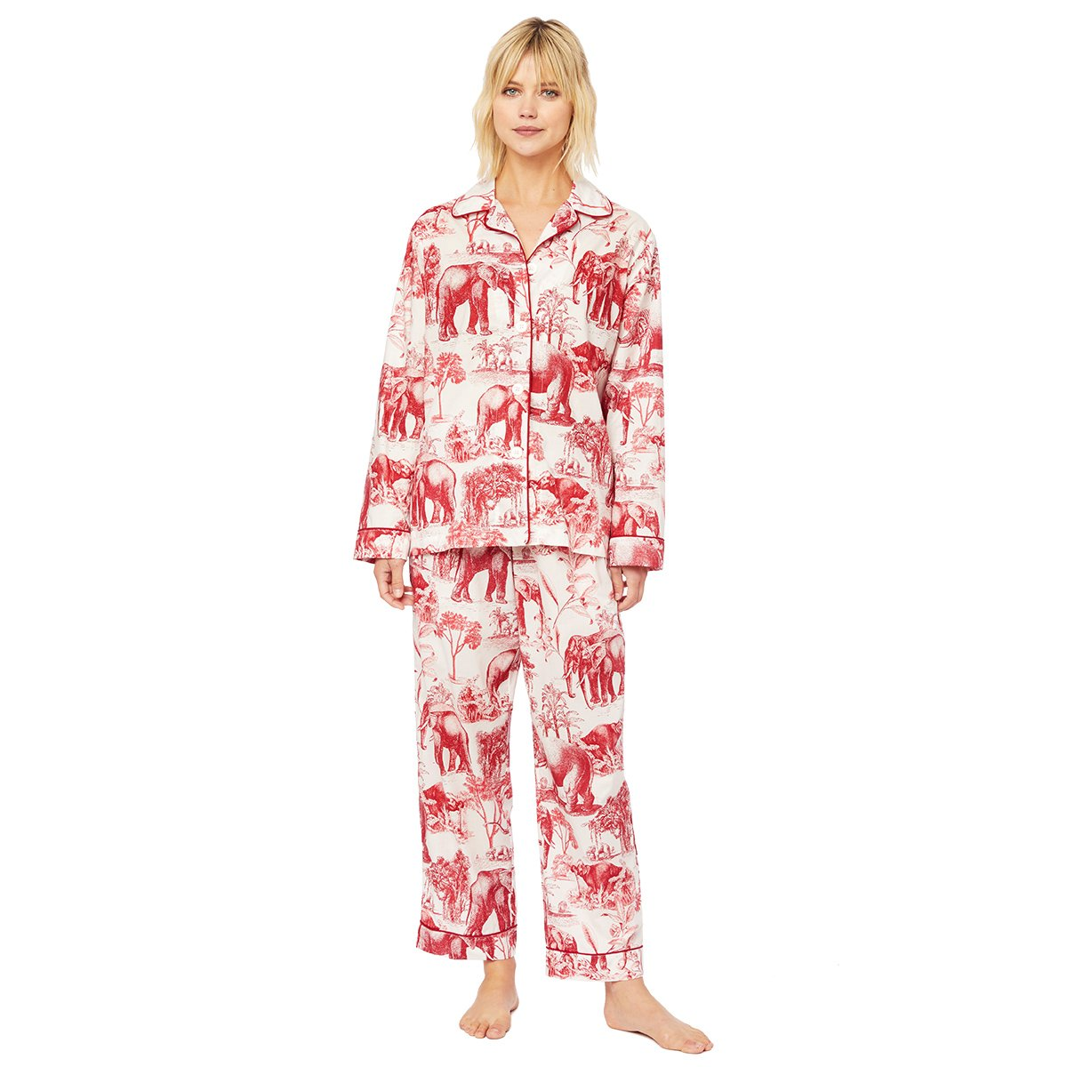 Red Safari PJ