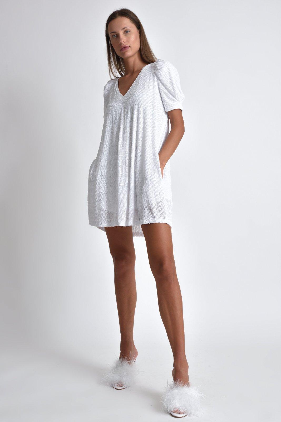 Charlie Sequin Dress