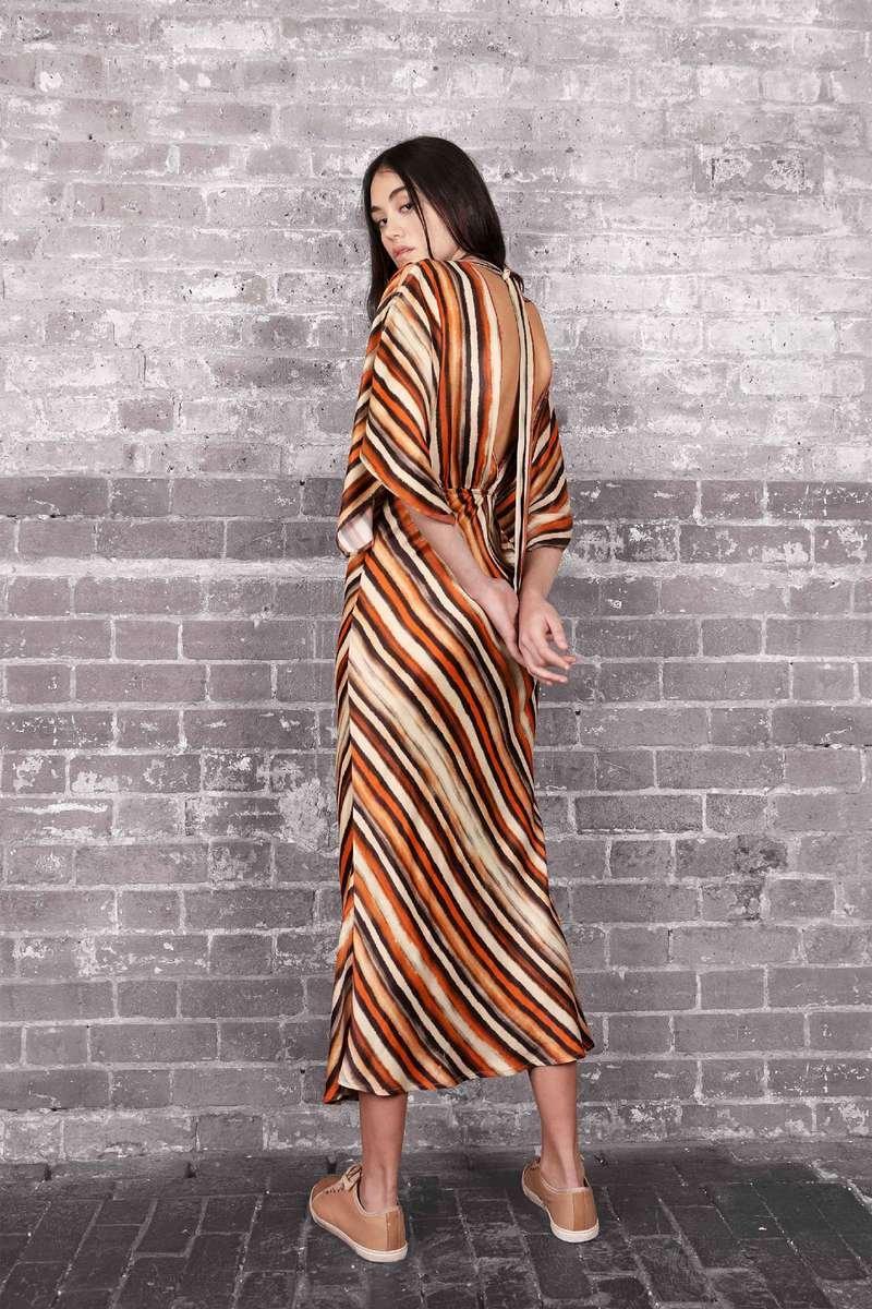 Silky Stripe