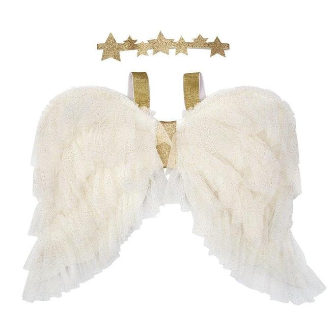 Tulle Angel Wings