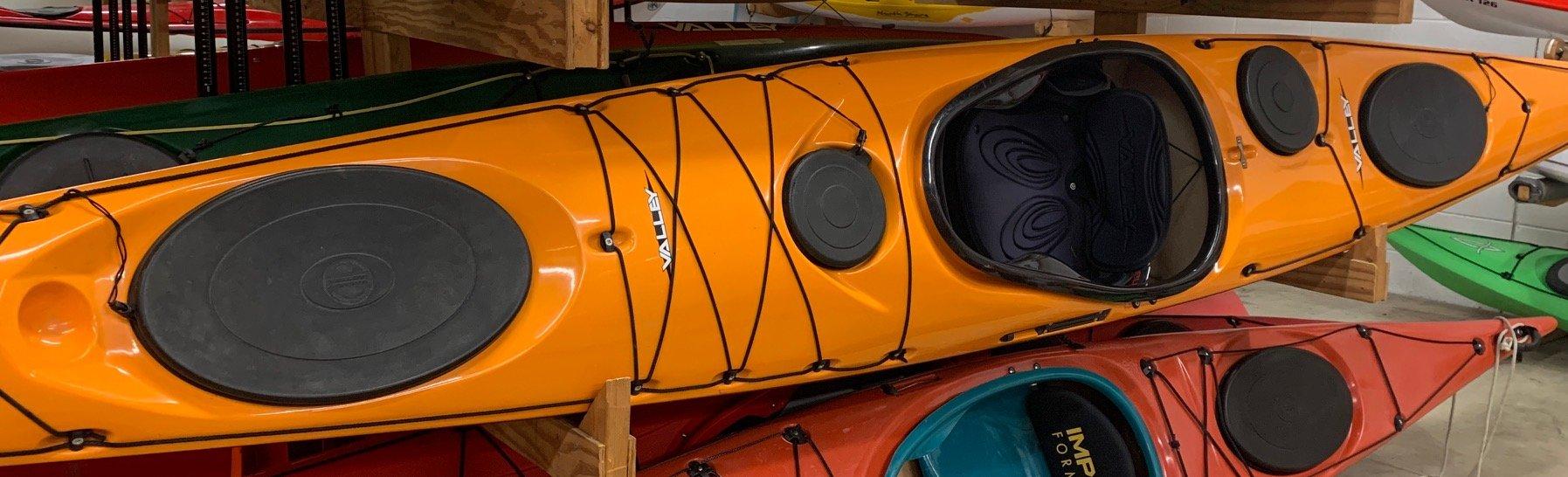 Valley Sea Kayak Etain 17.7 Demo