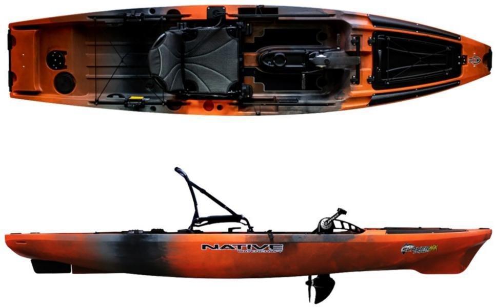 Native Watercraft Slayer Propel 10 MAX