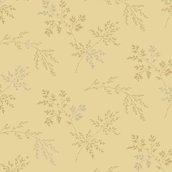 Signature Style Antique Sprigs A-9454-N by Laundry Basket Quilts