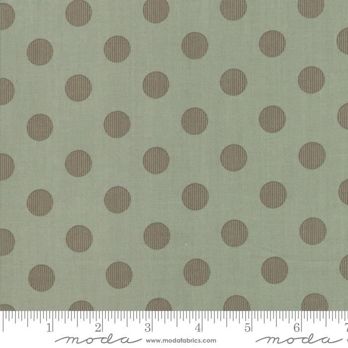 Harvest Road by Lella Boutique Modern Dots Sage 5103-24