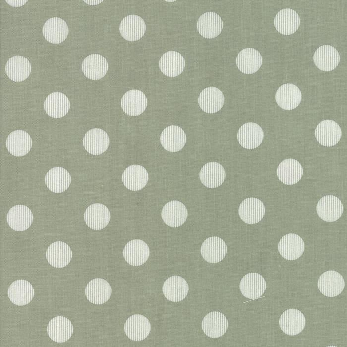 Harvest Road by Lella Boutique Modern Dots Sage 5103-14