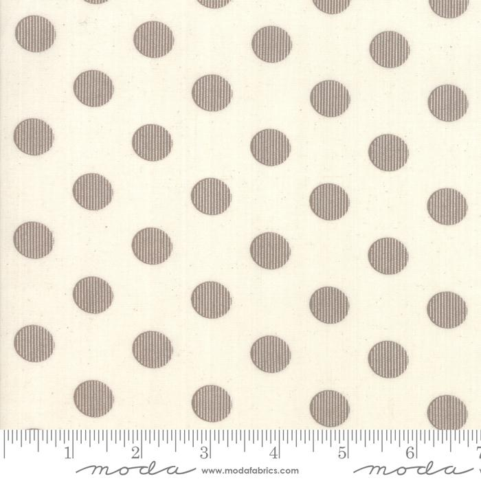 Harvest Road by Lella Boutique Modern Dots Eggshell 5103-12