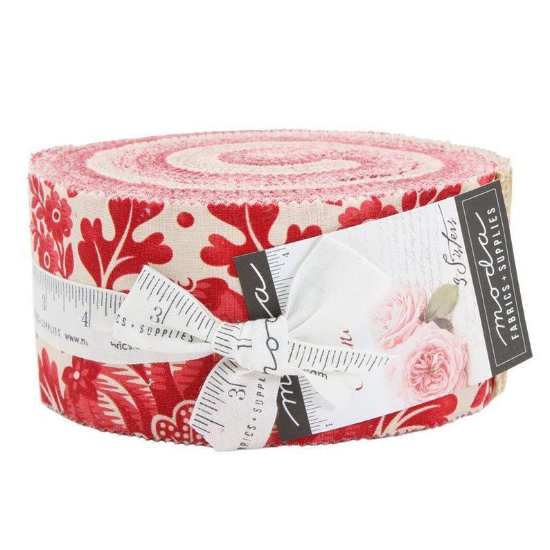 Cinnaberry Jellyroll by 3 Sisters for MODA Fabrics