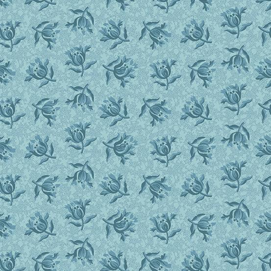 Something Blue A8829W by Laundry Basket Quilts