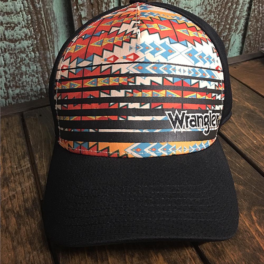 Wrangler Aztec Ball Cap