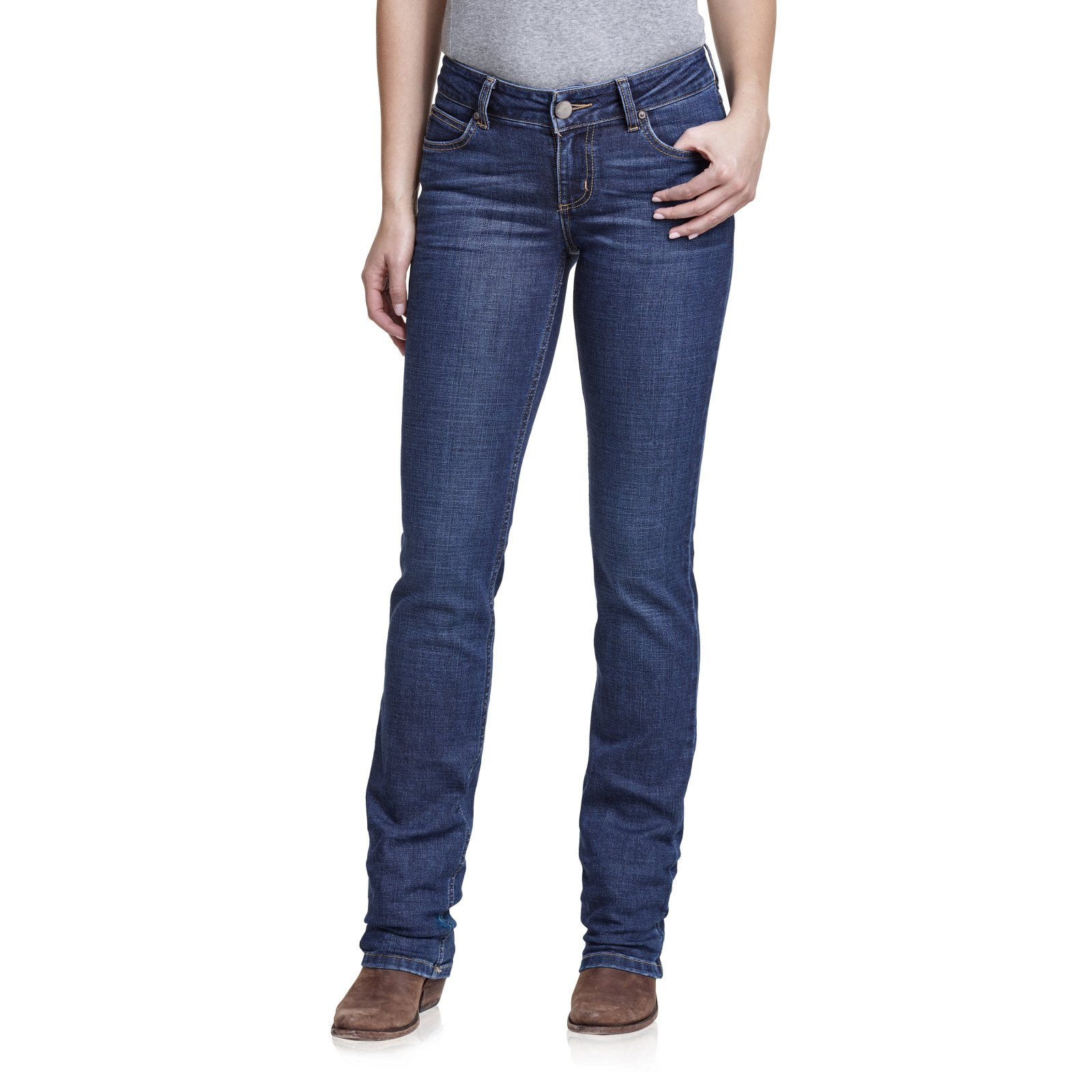 MId-Rise Jean from Wrangler