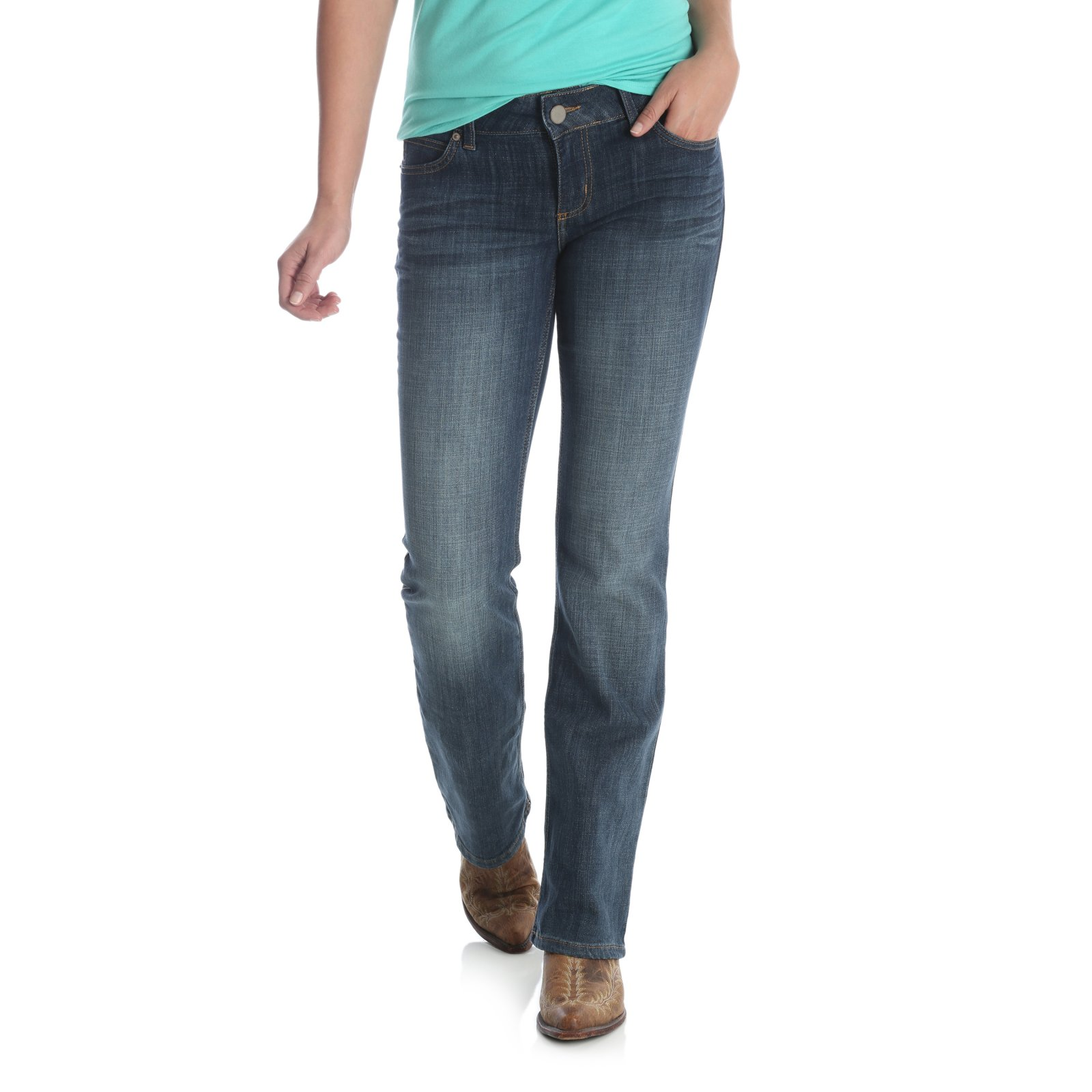 Ladies Boot Cut Jean from Wrangler