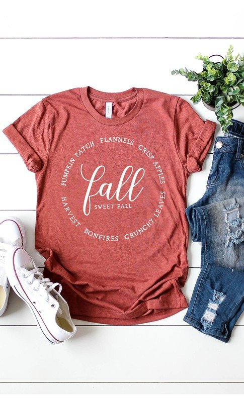 Fall Graphic Tee