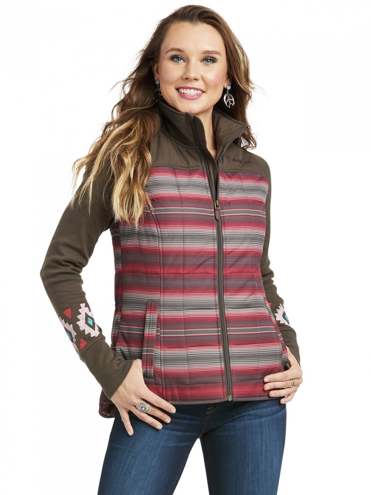 REAL Crius Vest from Ariat