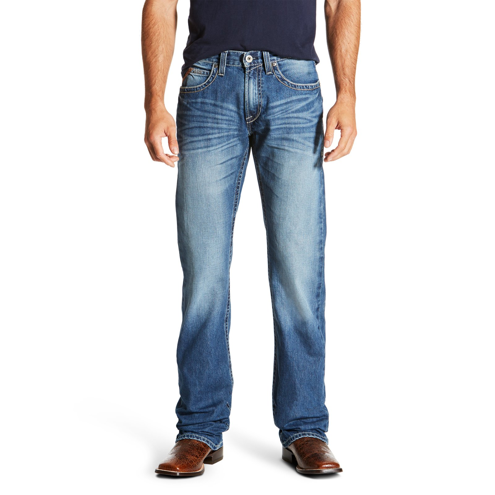 Men's M6 Adkins Midway Jean from Ariat