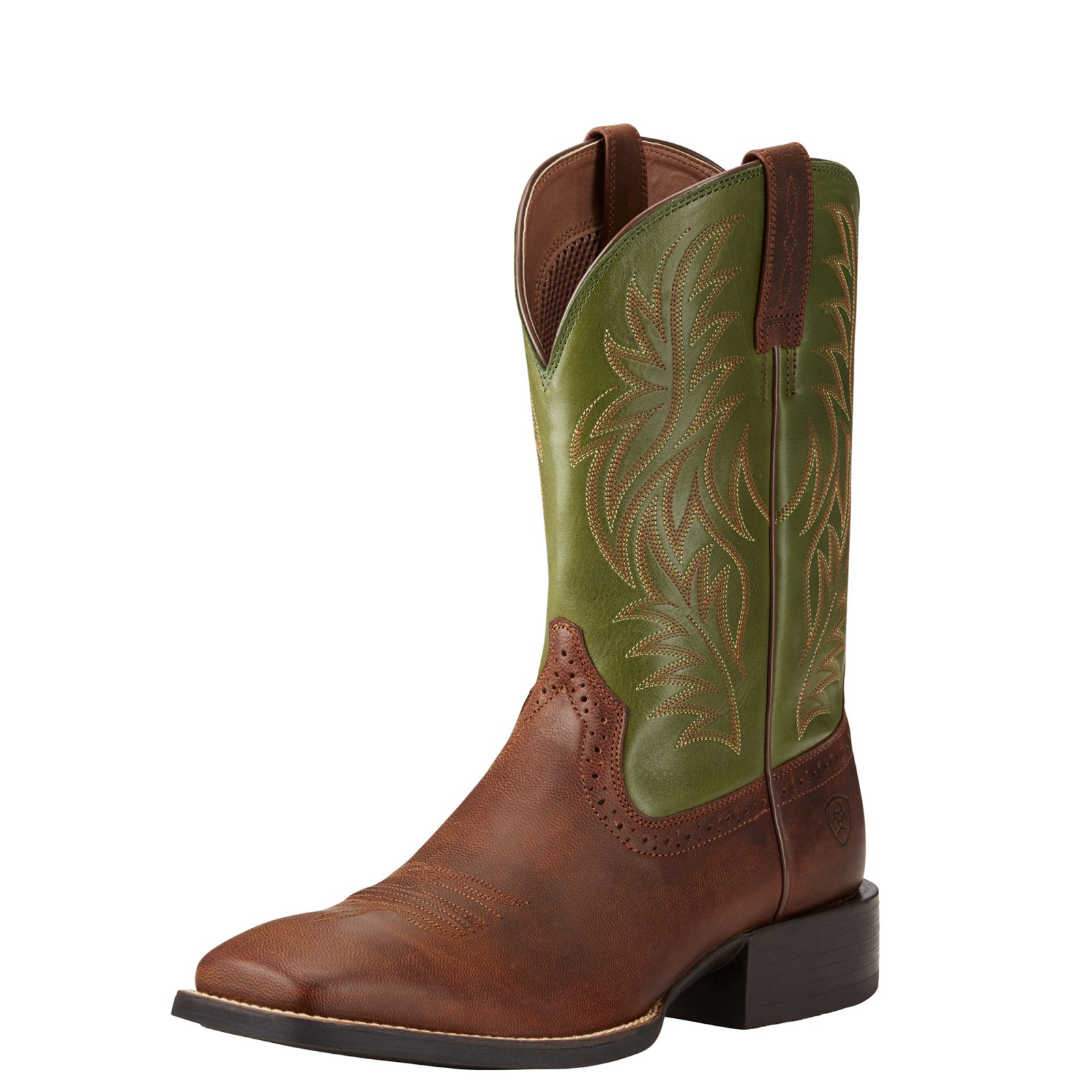 Sport Western Wide Square Toe from Ariat