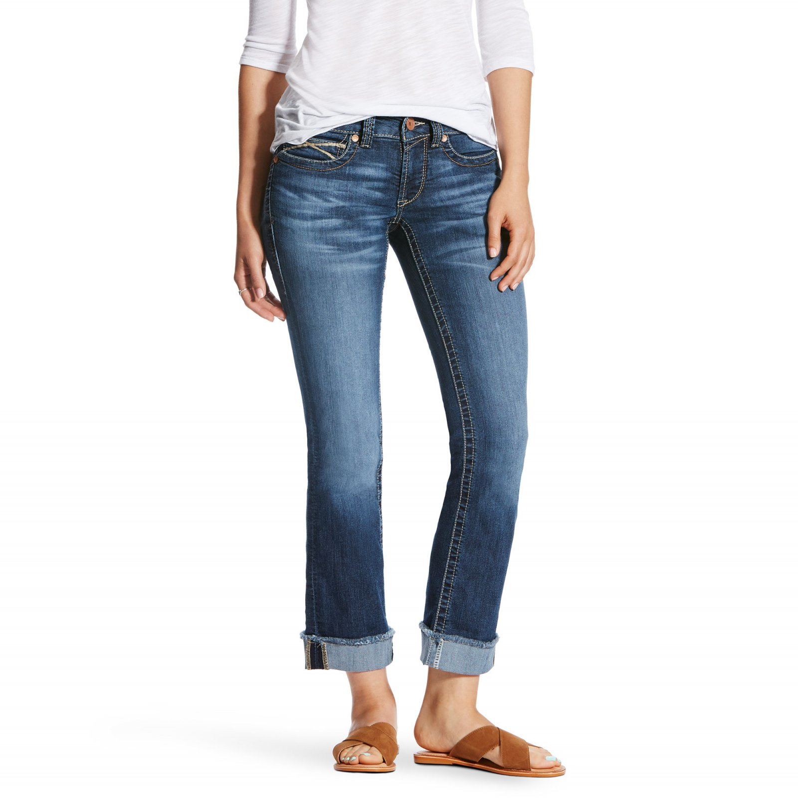 Ladies Straight Leg Jean from Ariat