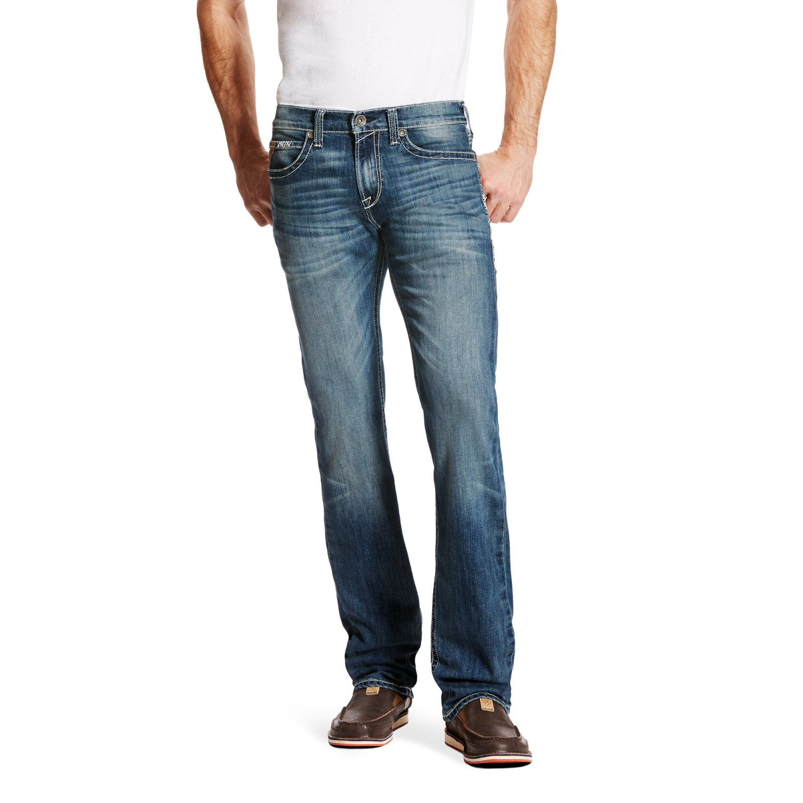 Men's M7 Freeze Point Miner Jean from Ariat