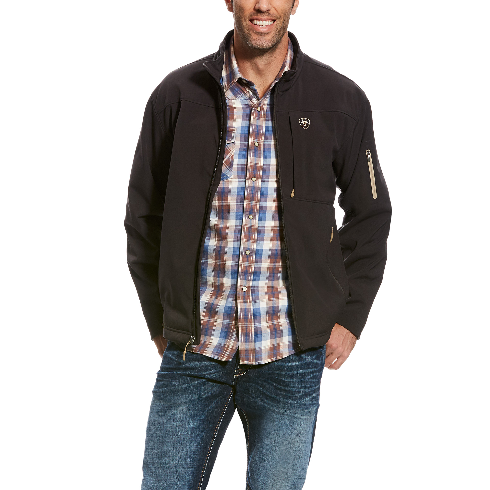 Men's Vernon 2.0 Softshell Jacket from Ariat
