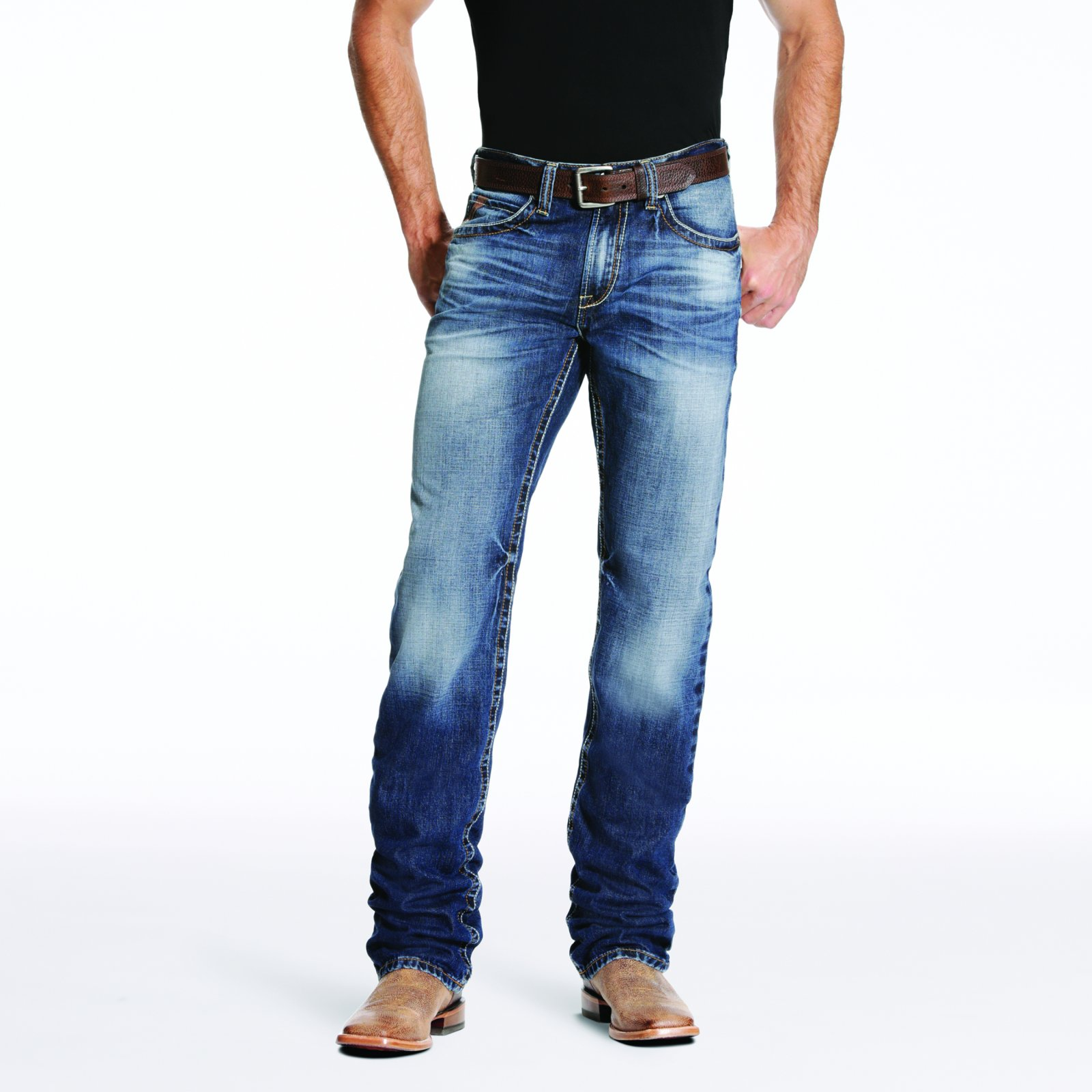 Men's M2 Elko Bayshore Jean from Ariat