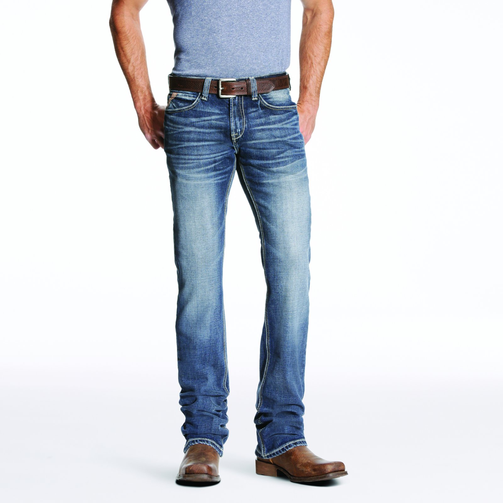 Men's M7 Angler Silverton Jean from Ariat