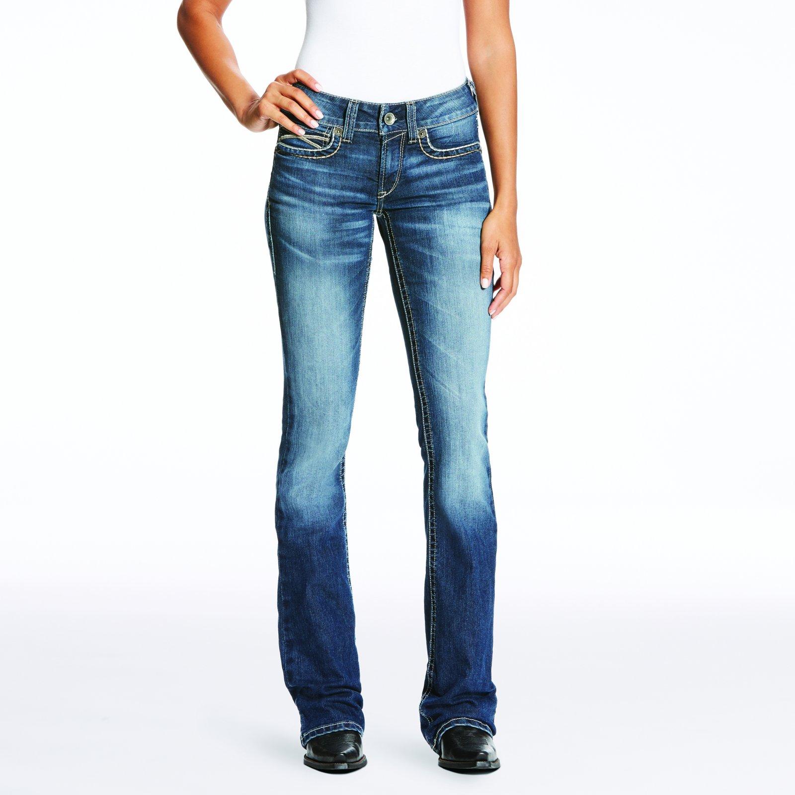 Ladies Diamond Jean from Ariat