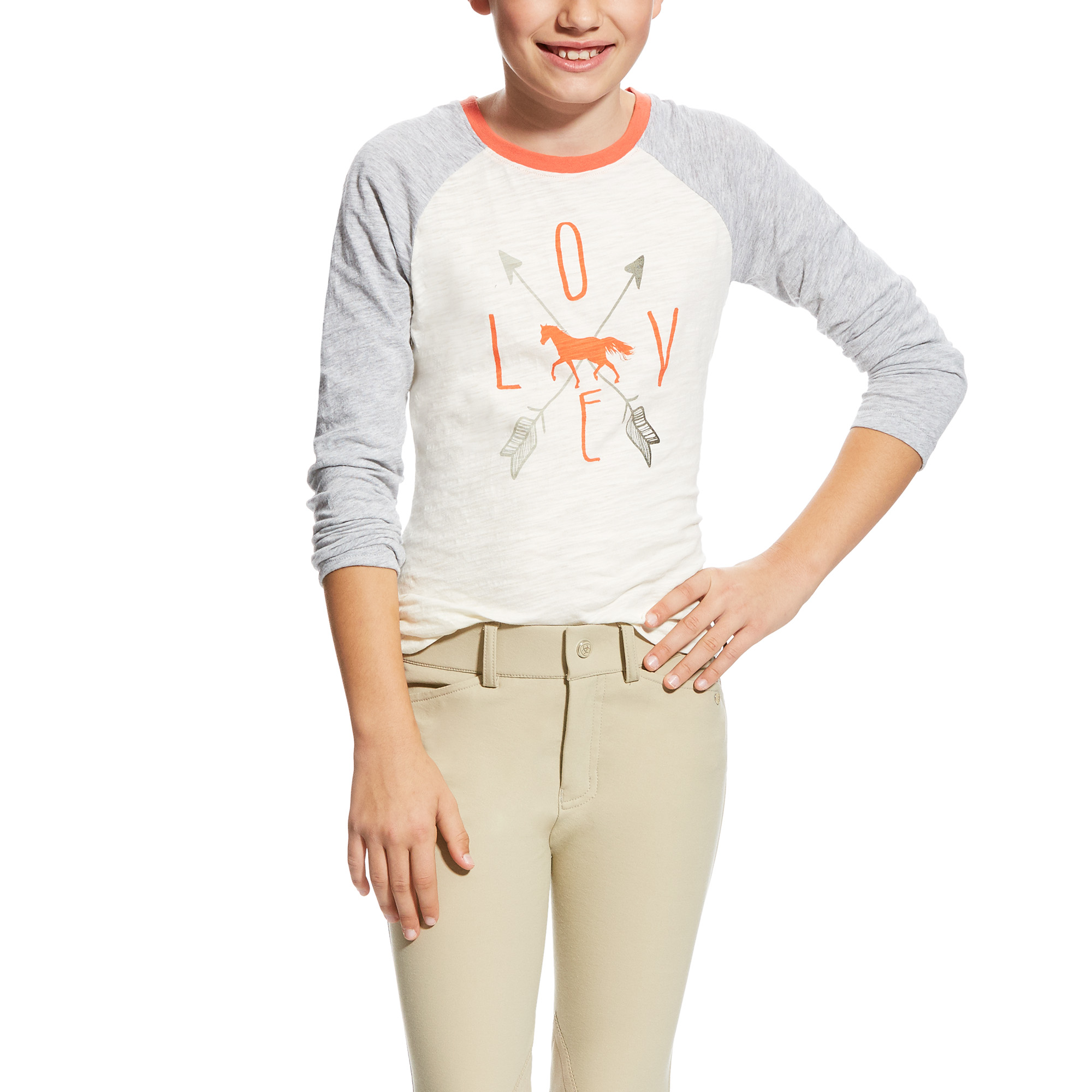Cupid Tee from Ariat