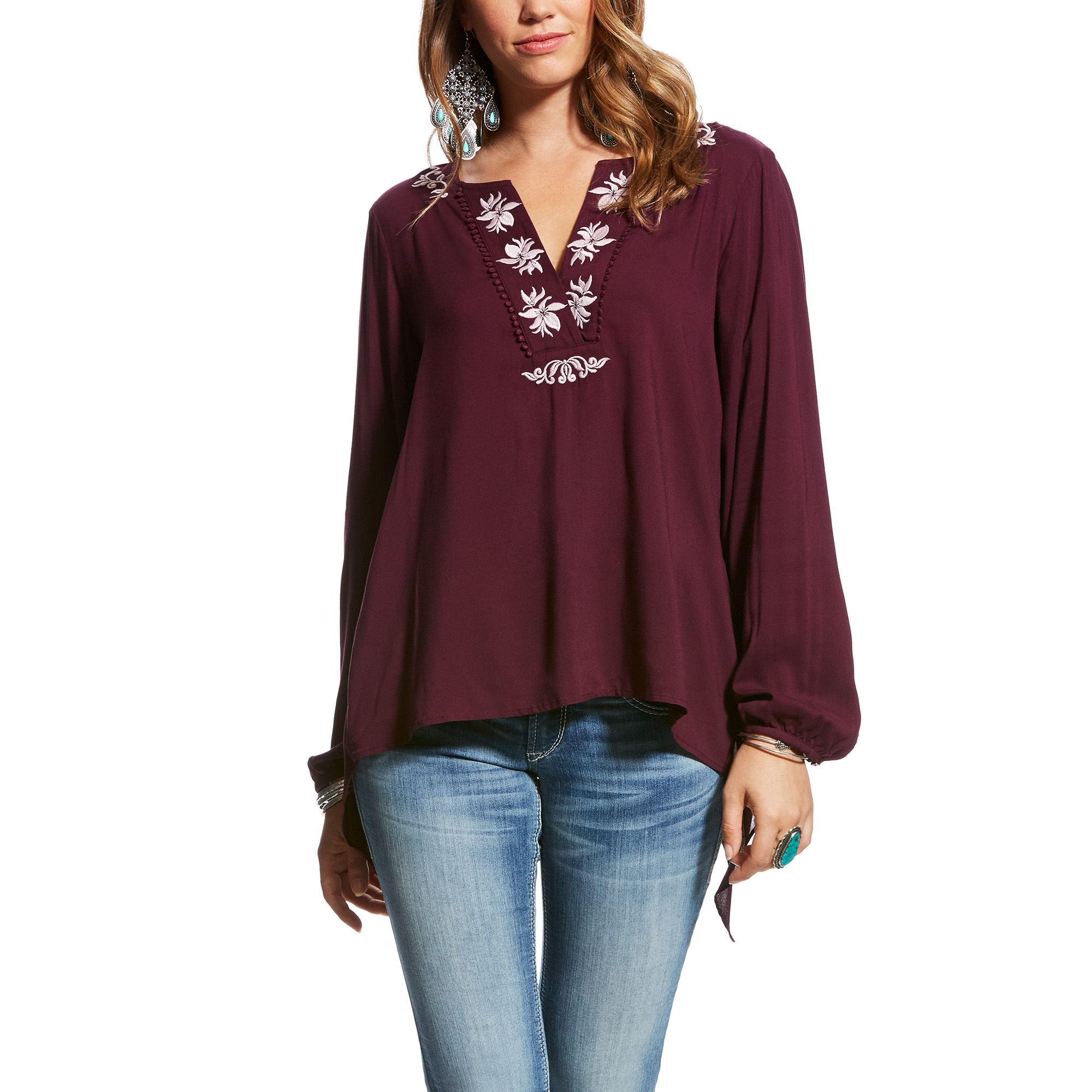 Poet Blouse from Ariat
