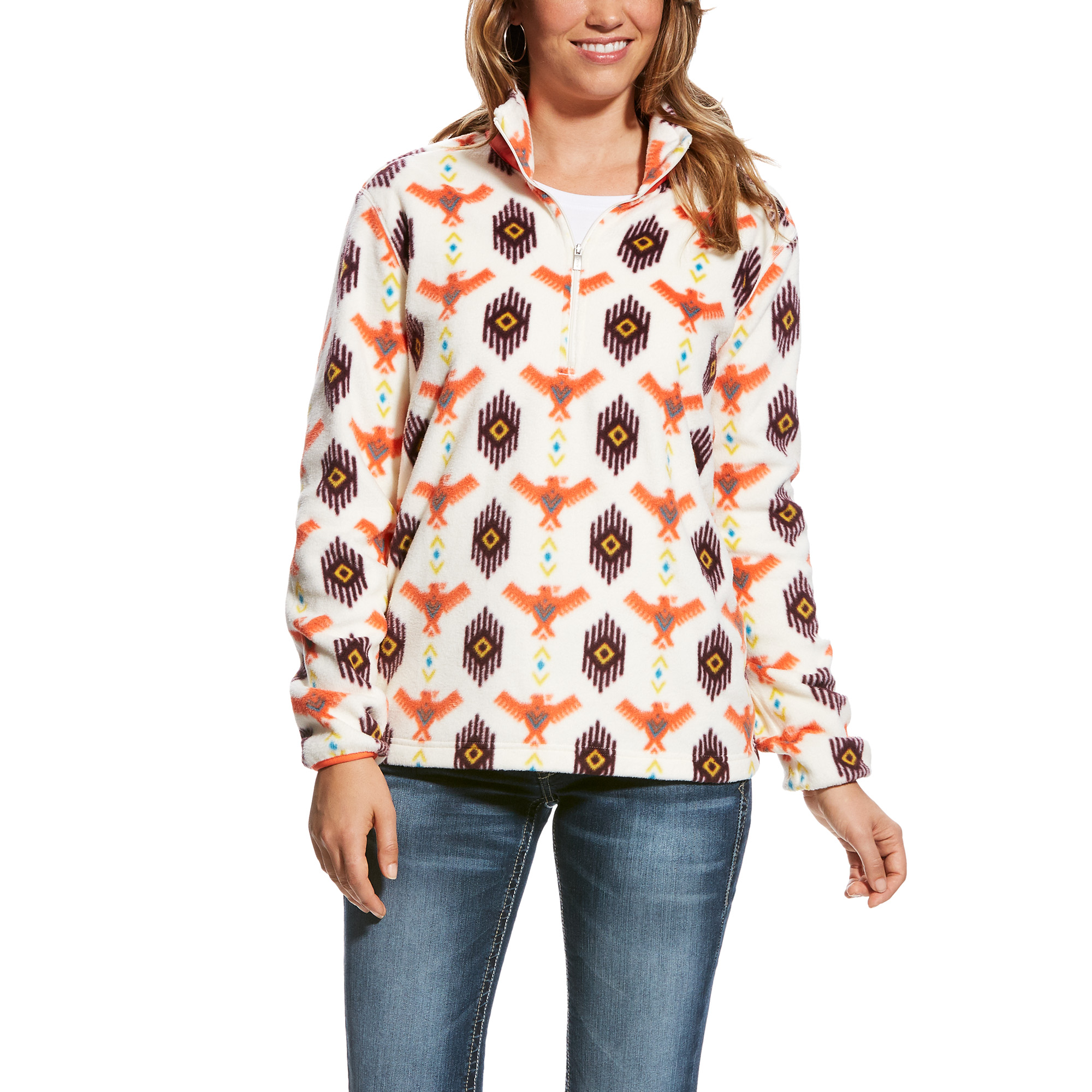 Aztec Creek Pullover from Ariat