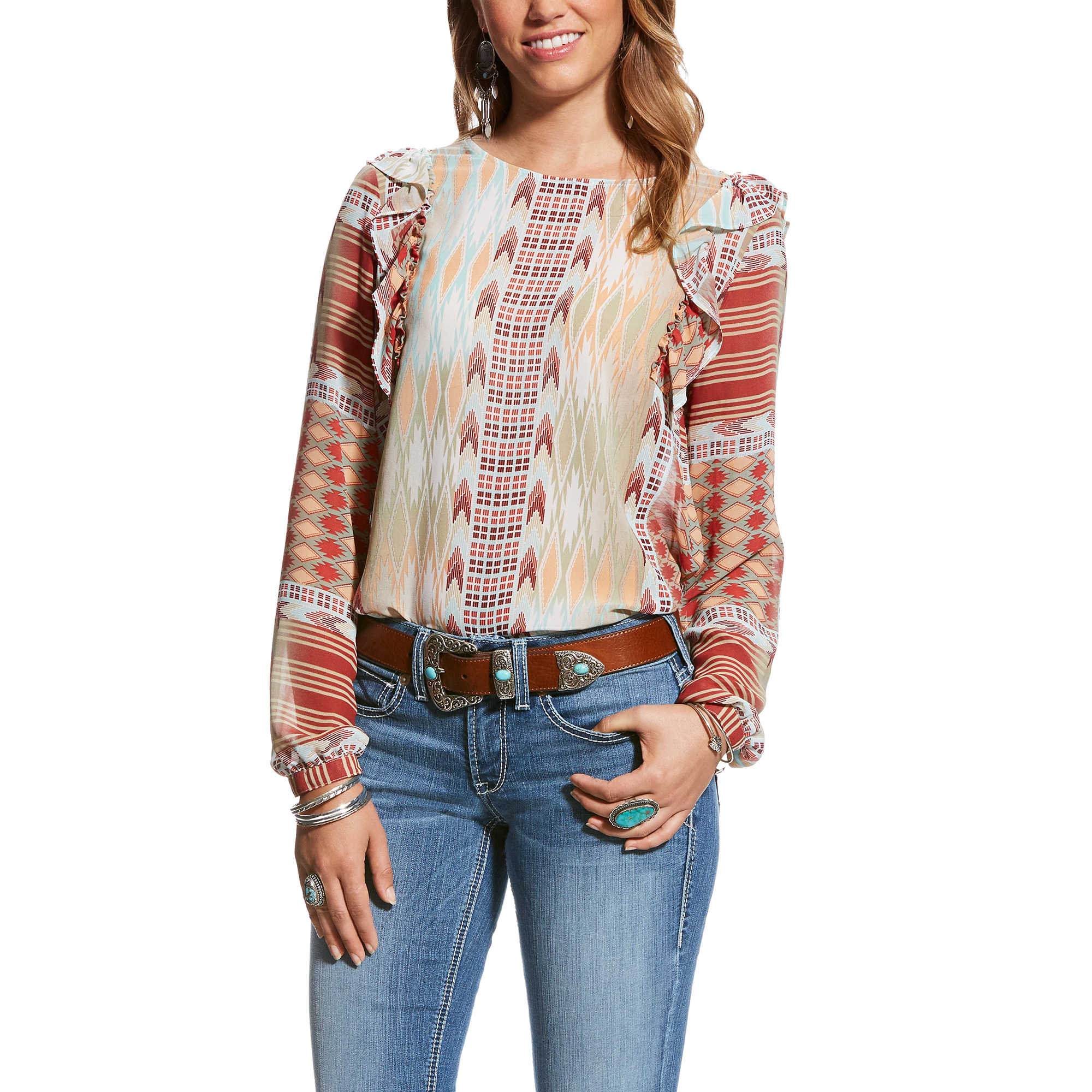 Annabella Blouse from Ariat