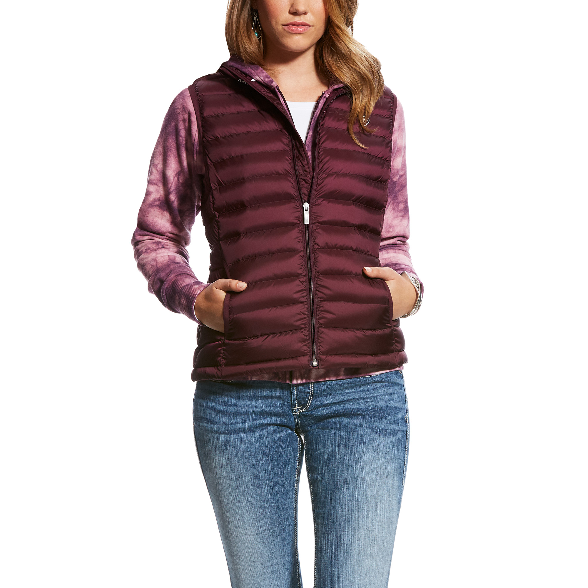 Ideal Down Vest from Ariat - Beatroute