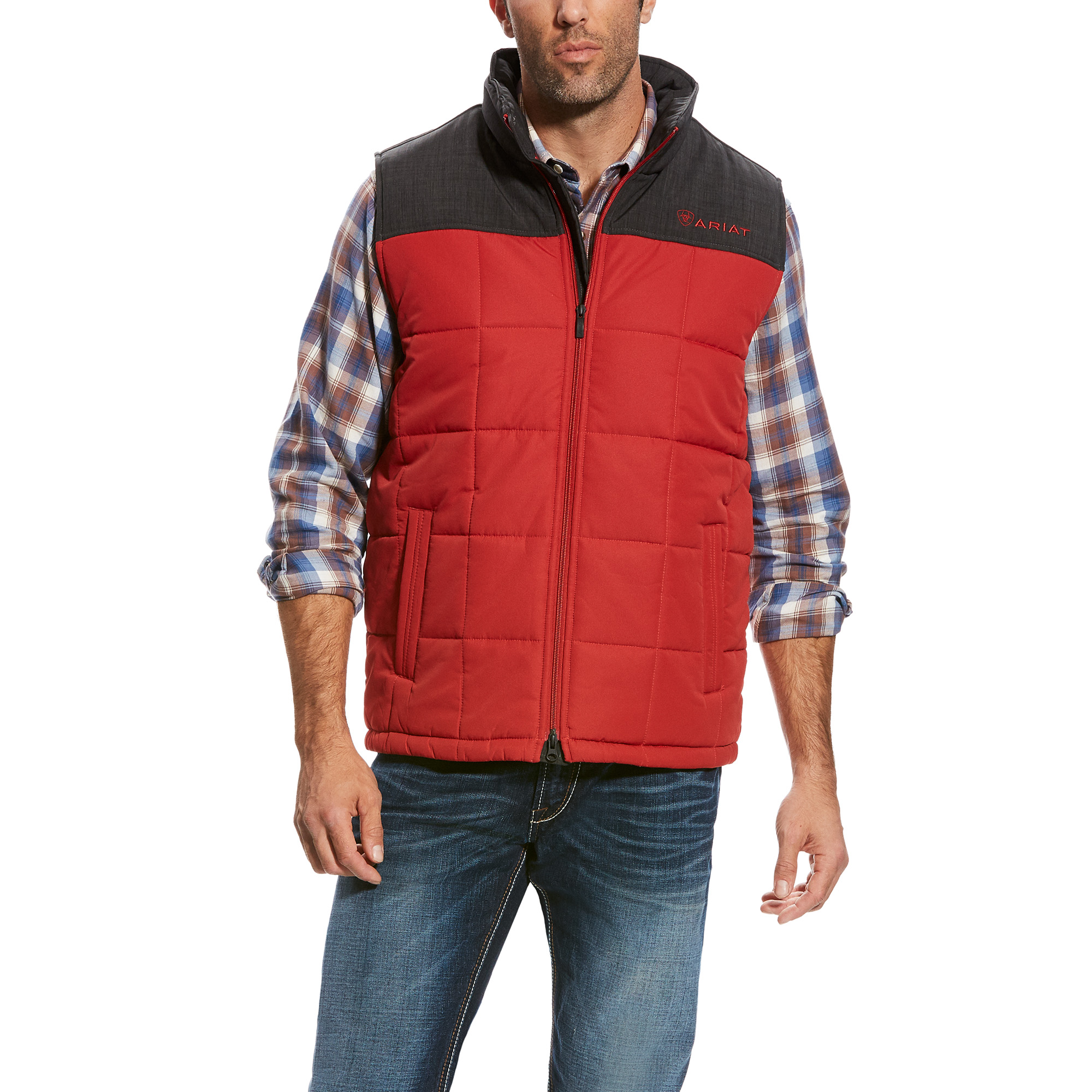 Men's Crius Vest from Ariat