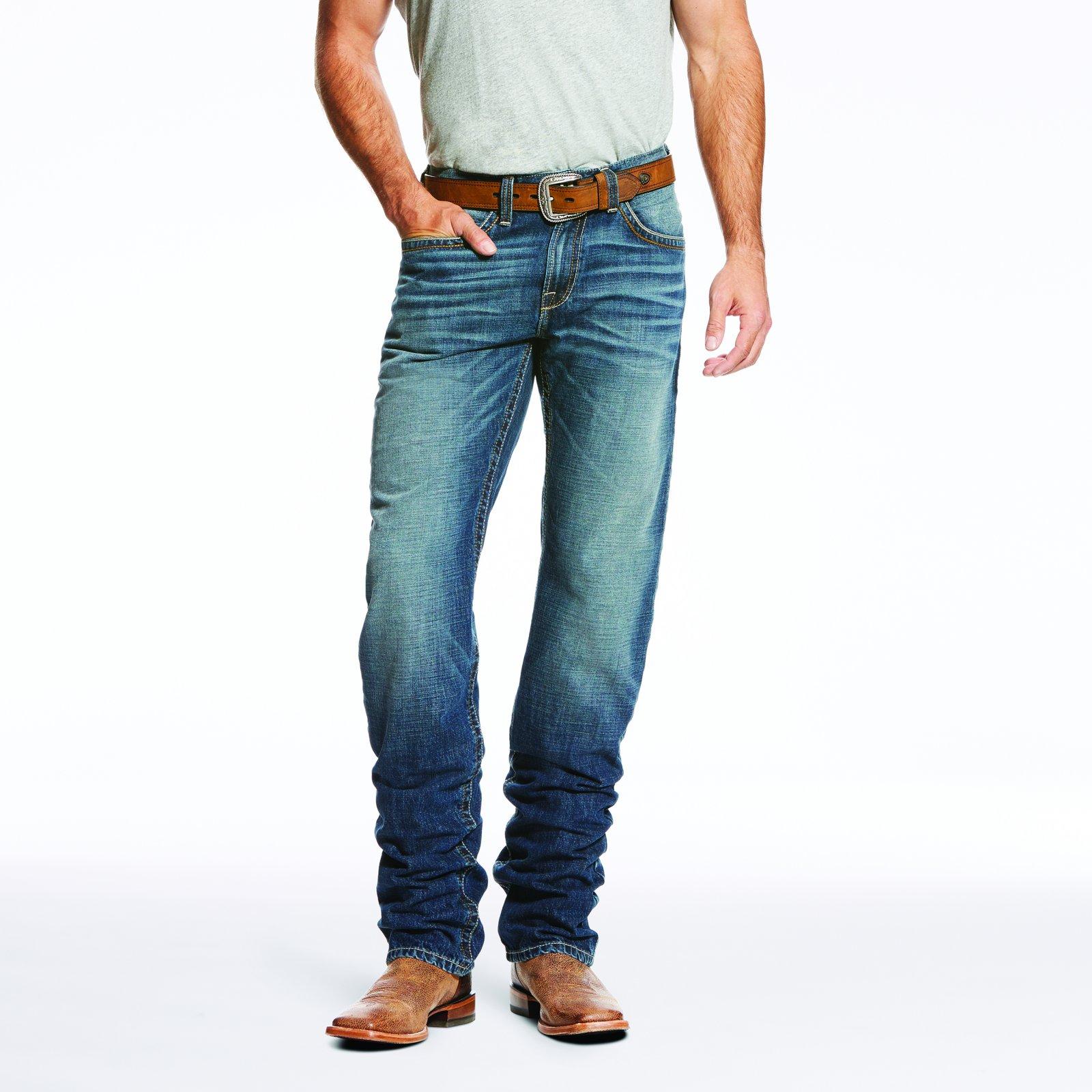 Men's M2 Burke Jean from Ariat