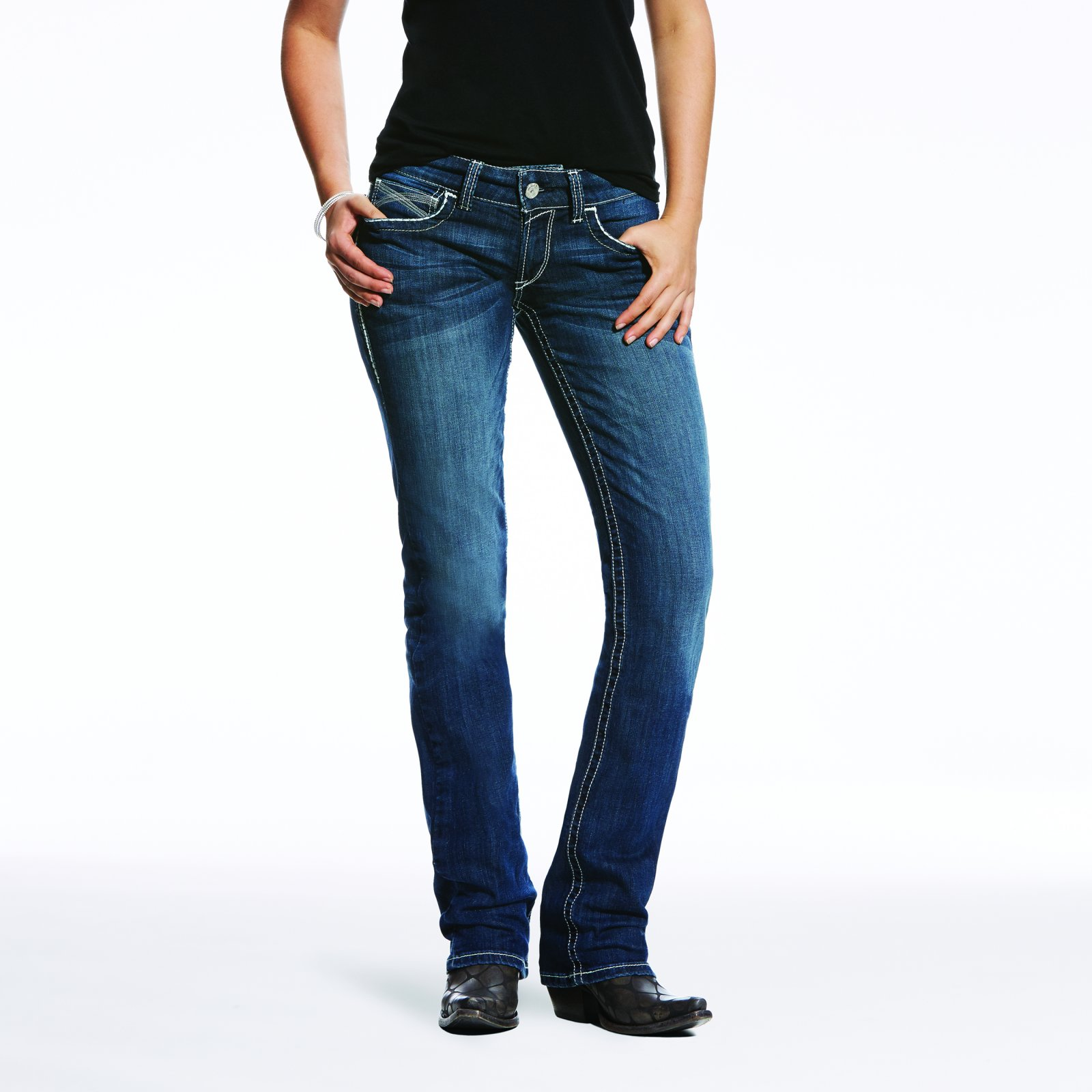 Ladies Real Dresden Jean from Ariat
