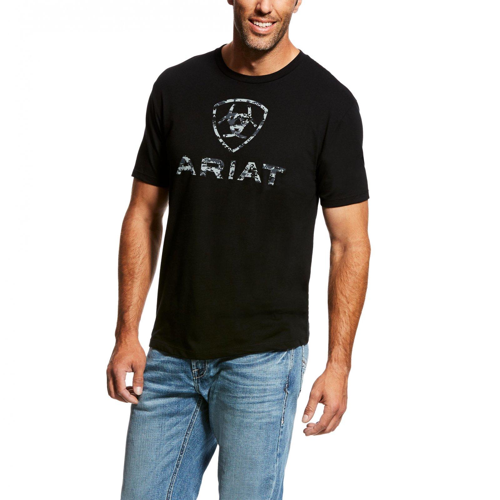 Men's Short Sleeve Liberty T-Shirt from Ariat