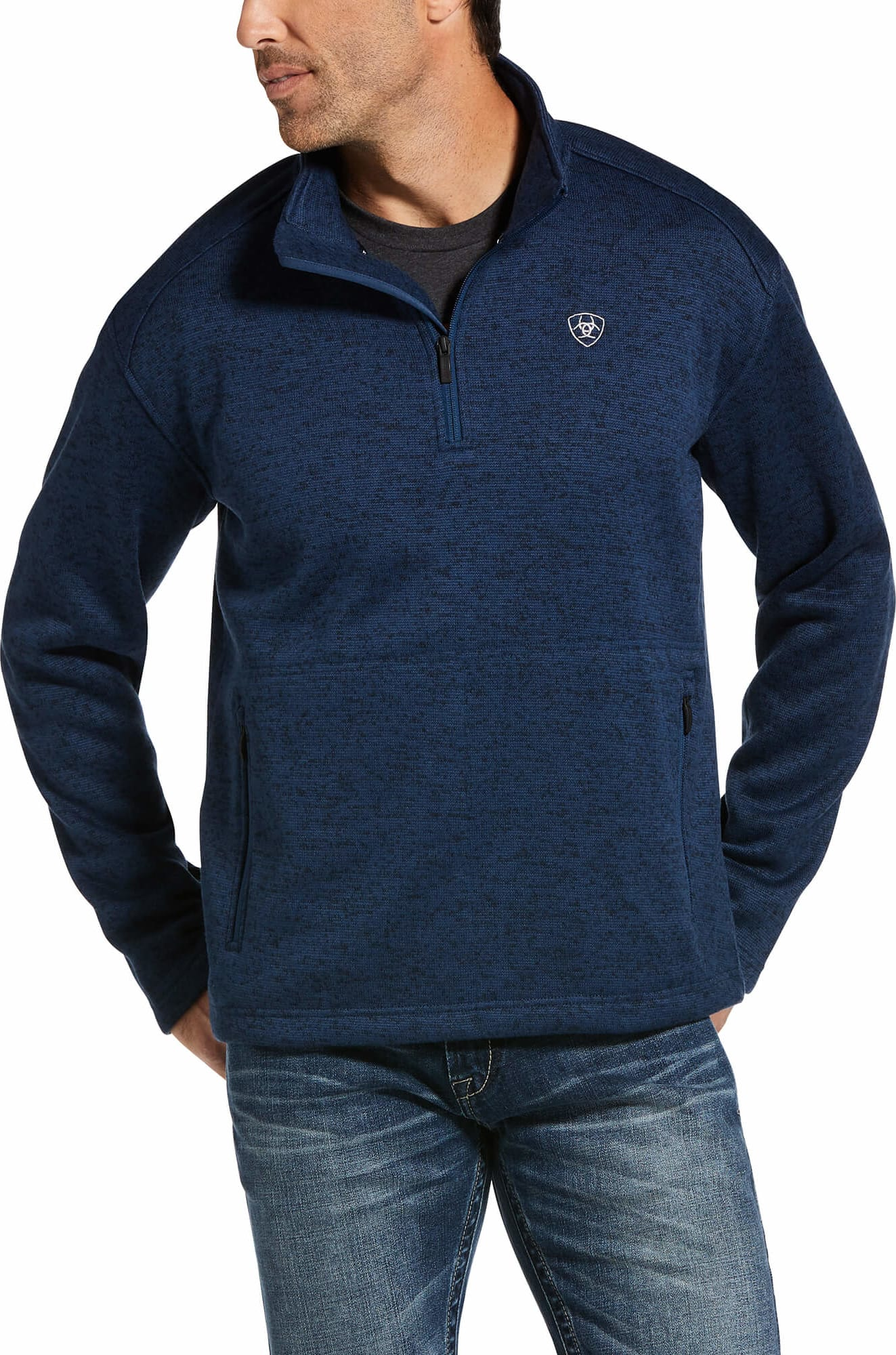 Caldwell 1/4 Zip from Ariat