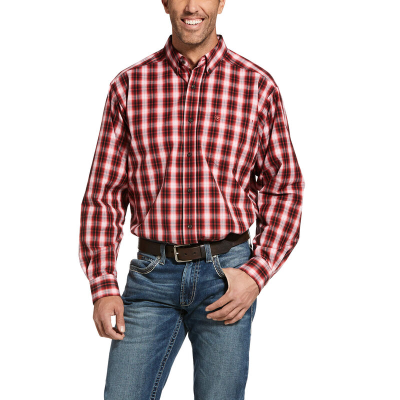 Pro Series Impala Classic Fit Shirt from Ariat