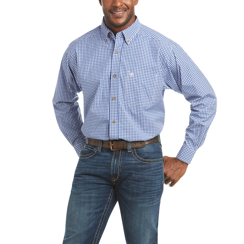Pro Series Bubba Classic Fit Shirt from Ariat