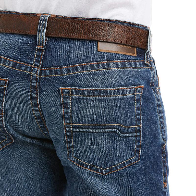 M4 Low Rise Stretch 3D Calero Fashion Boot Cut Jean