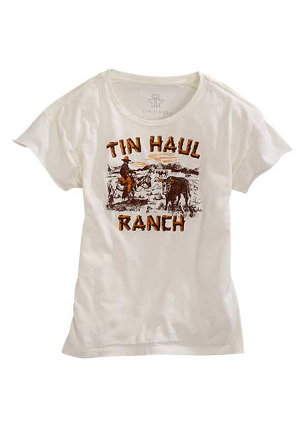 Tin Haul Ranch Graphic Tee from Tin Haul
